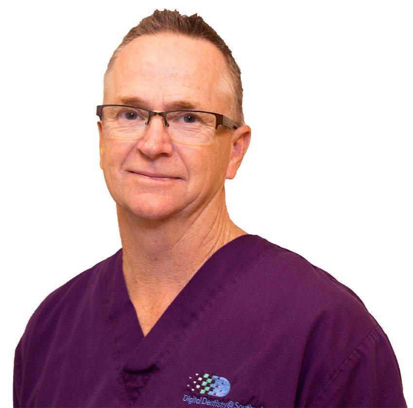 Dentist Gary Schotterer