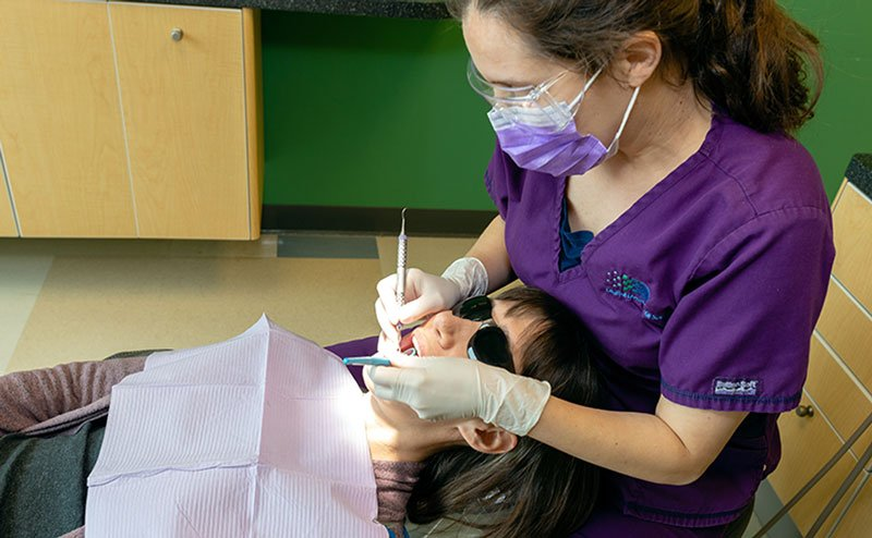 dental hygenist near Southpoint Mall